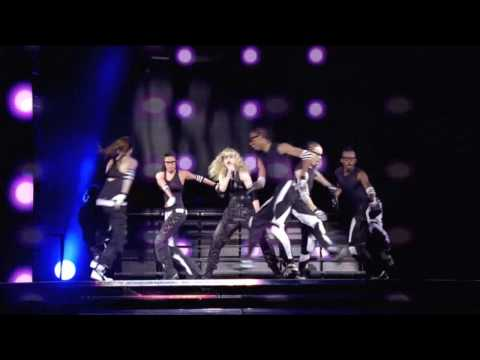 Madonna - Give It 2 Me [Sticky & Sweet Tour] HD