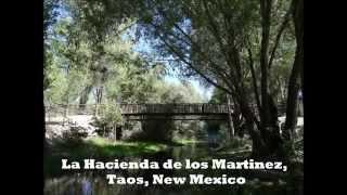 Hacienda de los Martinez, Taos, New Mexico