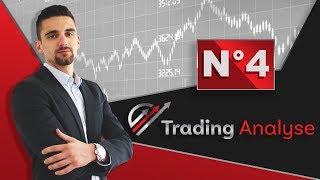 Trading Analyse n°4 : Des bénéfices avec des cassures de résistances et supports