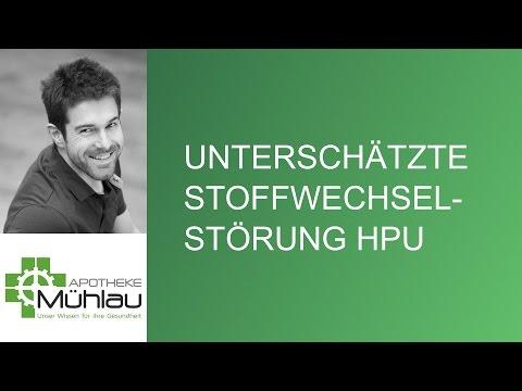 HPU - die unterschätzte Stoffwechselstörung