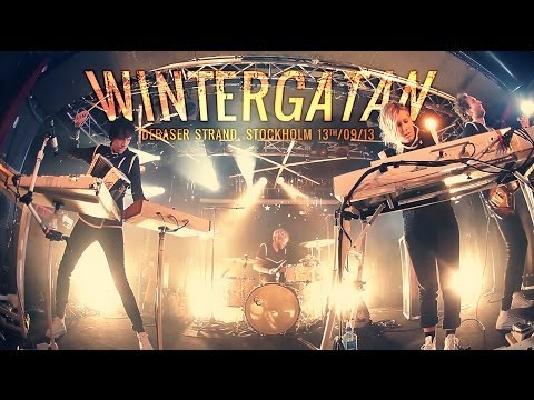 Wintergatan live at Debaser Strand