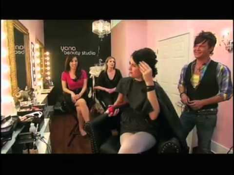 Yana is featured on 'Wedding Day Makeover' a reality  on TLC.