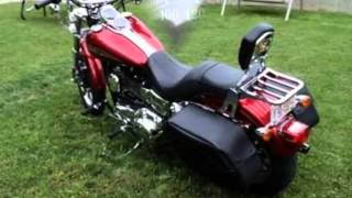 2008 Harley Davidson FXDL Dyna Low Rider Cruiser in High River, AB