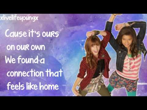 Shake it up- Our Generation Lyric Video On Screen