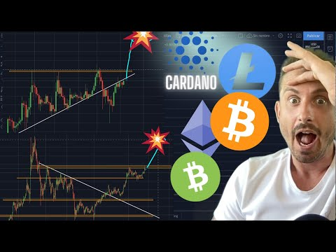 WARNING!!! THESE CRYPTOS WILL EXPLODE IF WE BREAK THESE LEVELS!! (Must Watch..)