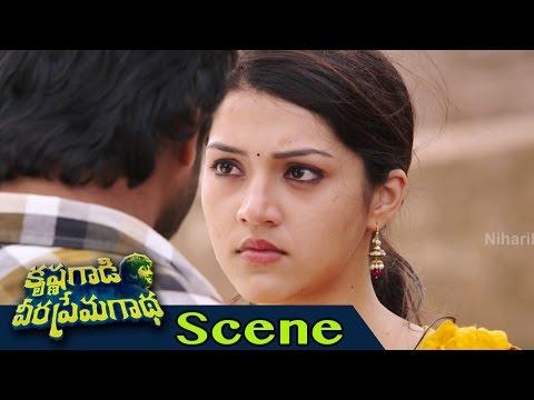 Nani And Mehreen Cute Love Scene - Krishna...