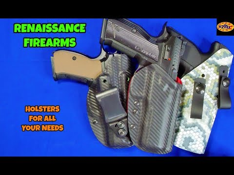 RENAISSANCE HOLSTER: MEETS ALL OF YOUR NEEDS