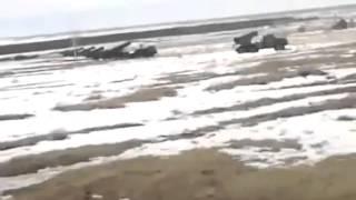 Война видео Украина  Ukraine War 2015 Грады страшная сила