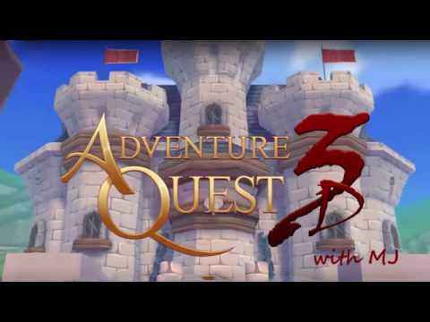 AdventureQuest 3D with MJ: Exploring with Mo (the cape)