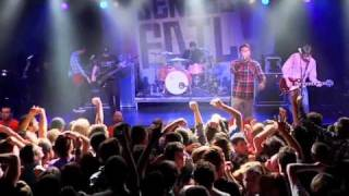 Senses Fail - NJ Falls Into The Atlantic (live)
