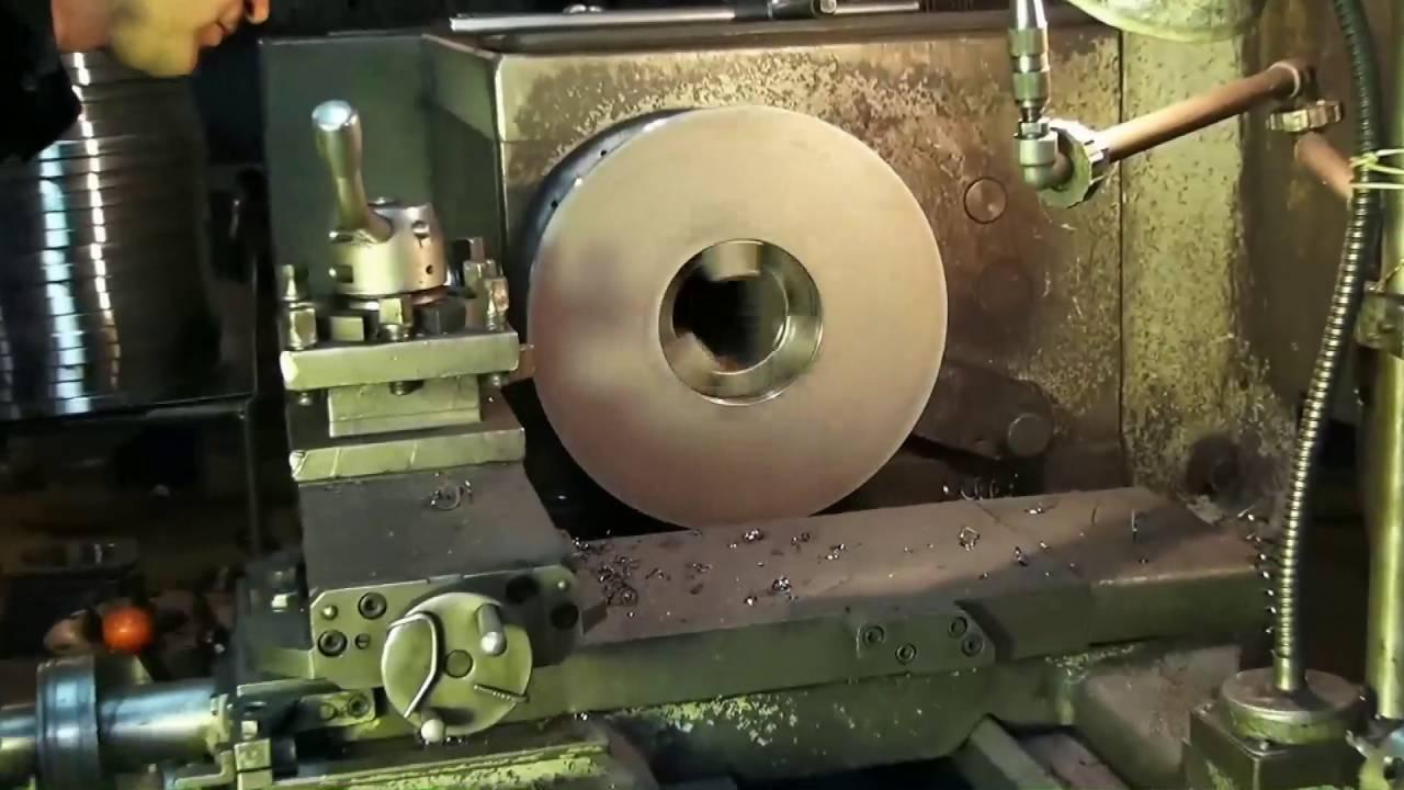 Изготовление подставки под гидрант. Видео производства.