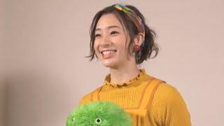 足立梨花出演/「SUUMO」CMインタビュー thumbnail