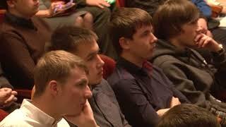 За правовыми знаниями В школу  военком Татарстана Николай Погодин посетил Бугульму