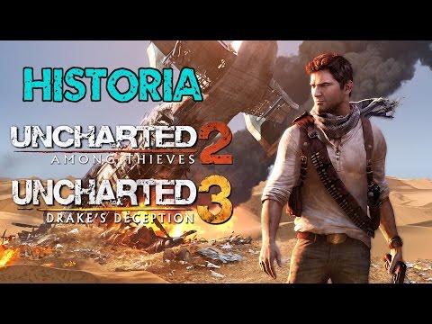 Historia Uncharted 2 y 3 ( Preparate para Uncharted 4 )