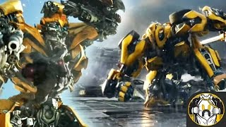 New Bumblebee Abilities in Transformers: The Last Knight