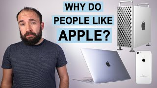 Why do People Like Apple?