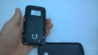 Motorola MOTO E - Como Abrir a Tampa Traseira [Dica]