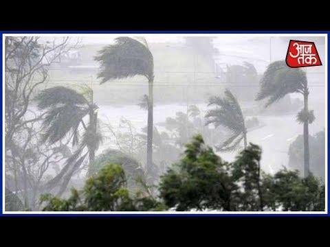 Shatak Aaj Tak: Cyclone Mora Affects Manipur, Mizoram