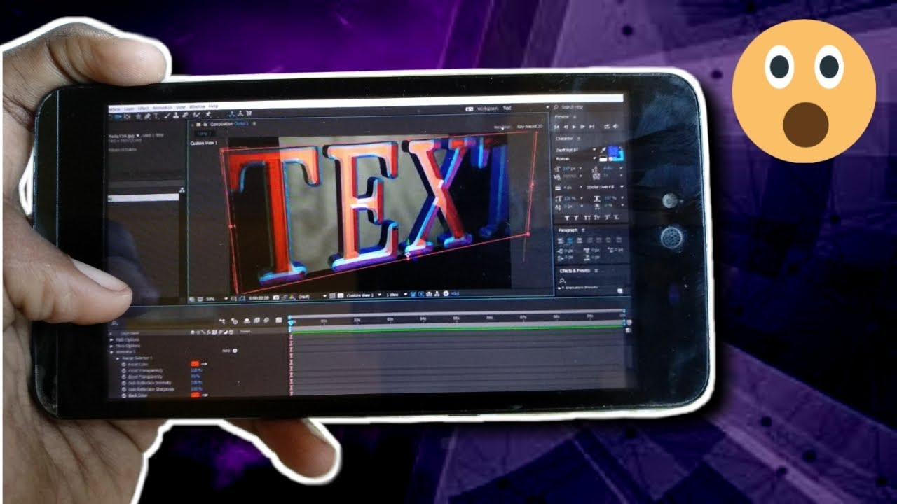 adobe after effects apk free download for android