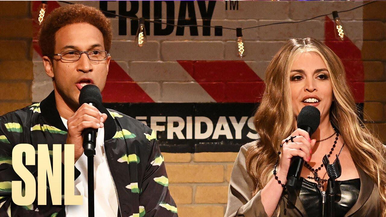 Gemma & DJ Balls - SNL