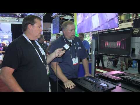 CTW InfoComm 2013 Coverage: Jands Stage CL