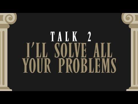 God Mythology Talk 2 - I'll solve all your problems by Bro. Bo Sanchez