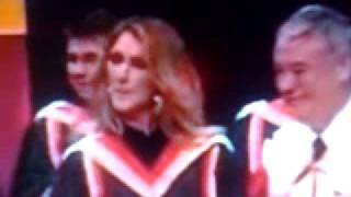 Céline Dion receives honorary doctorate 22/08/08 Part 2/2