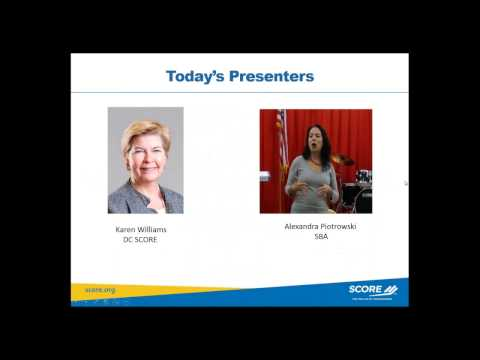 Women Owned Business Certification Webinar