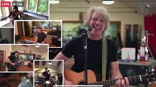 Jon Bon Jovi - Full Show (Live From Home) 2020 Hampton Water COVID-19 Relief Stream
