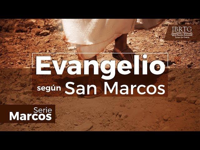Jesús se identifica con los pecadores / Parte #2 / ( Marcos 1: 1-8) Serie Marcos / Ps. Plinio Orozco