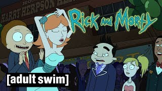 Rick and Morty | Everybody Loves Morty | Adult Swim UK 🇬🇧