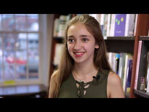 """Launch of """"Young Voices Across the Globe"""" at the Harvard Coop"""