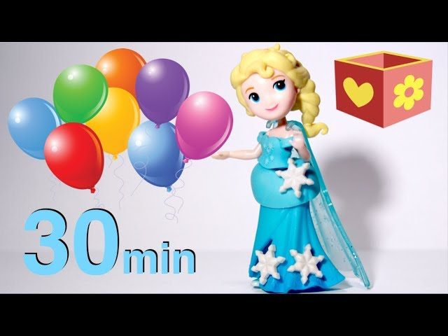 Elsa Frozen Toys for children and Toddlers | Bellboxes