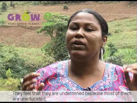 Khadija Mwanamboka on GROW Campaign