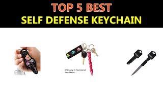 Best Self Defense Keychain 2019