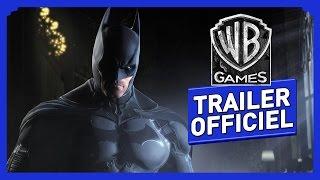 Batman Arkham Origins - Trailer Officiel