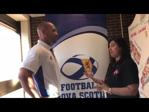 FCC2017 Postgame Interview with Nova Scotia Head Coach Bryce Fisher