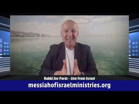 Passover Treasures - Zev Porat Live On TV With Eric Walker