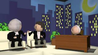 Xtranormal Presidential Debate: Herbert Spencer vs. Franz Boaz