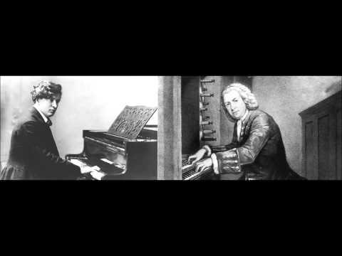 Bach - Busoni: Choral Prelude ''Wachet auf, ruft uns die Stimme'' BWV 645