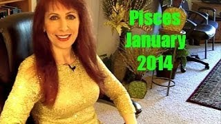 Pisces January 2014 Astrology Forecast