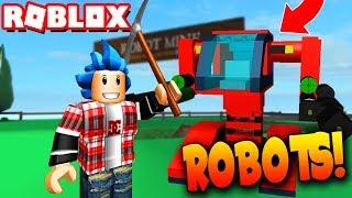 robot Simulator BUENISIMO! -Roblox: simulatore di Robot
