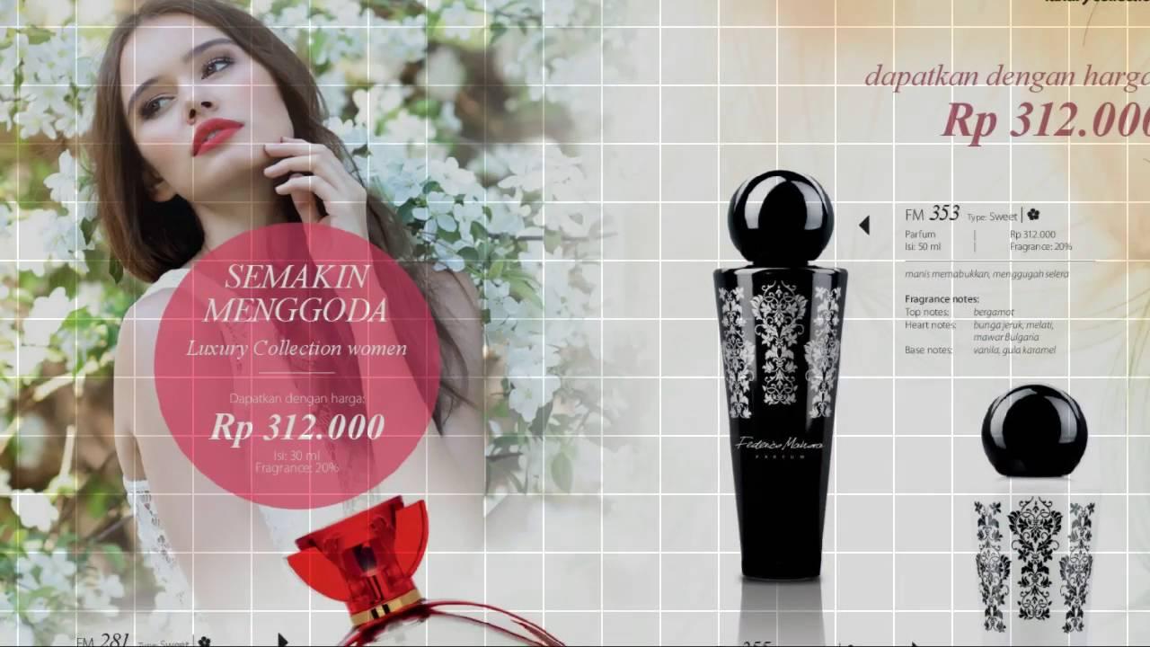 Katalog Parfume Fm 2016 Youtube