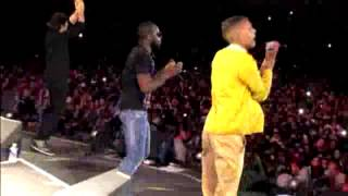 Stromae Feat Orelsan & Maitre Gims - AVF à URBAN PEACE 3 LIVE