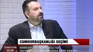 Hakan Bayrakçı Türkiye'nin Seçimi 21.06.2014 11:04 Ulusal Kanal