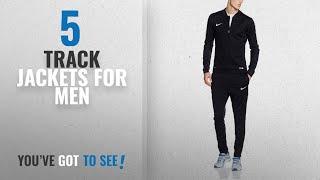 Top 10 Track Jackets For Men [2018]: Nike Academy16 Knit Tracksuit 2 Men