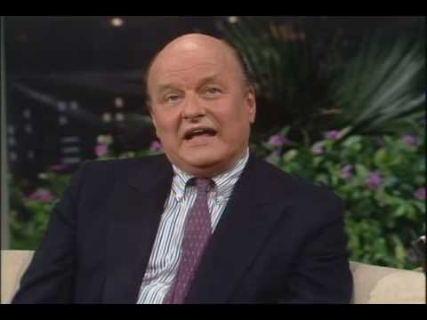 Werner Klemperer On Quot The Pat Sajak Show Quot Good Quality