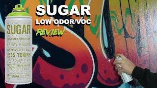 Sugar Low VOC Spray Paint - First Impressions thumbnail