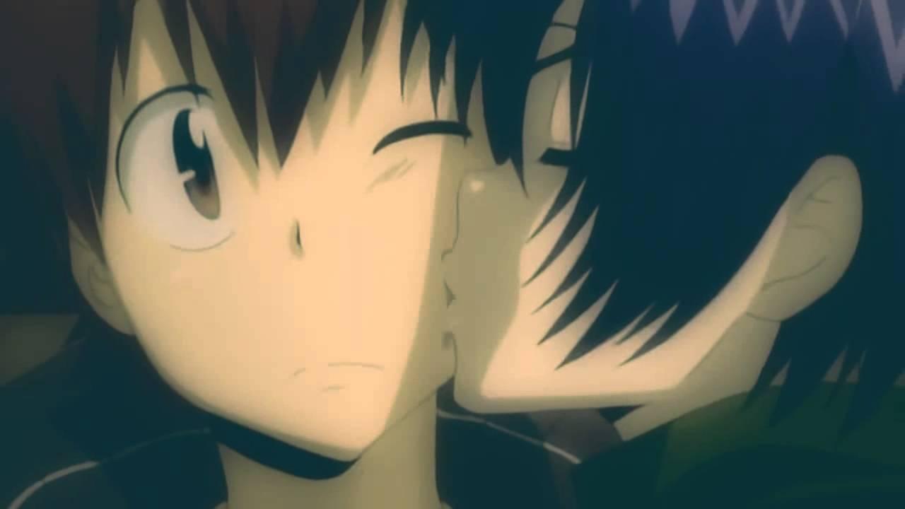 Chrome Tsuna Kiss Moment X Youtube
