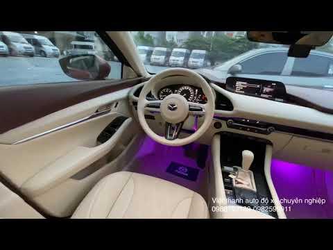 Mazdaz 3 2020 độ đẹp và người đẹp